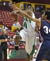 Amphi vs. Phoenix Sierra Linda basketball
