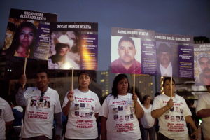Relatives criticize Mexico's new number on missing