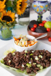 Come out of your shell: Cook up a soft-taco bar and let guests roll their own dinner