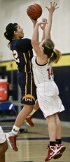 Flowing Wells Holiday Shootout High school girls basketball