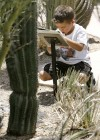 Children earn their stripes at park
