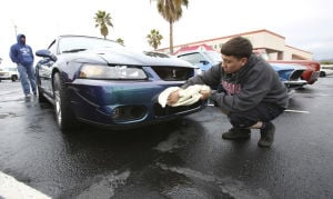 Best of West car show in Tucson lines up classic wheels