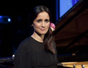 Venegas balances music with motherhood