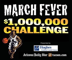 March Fever $1,000,000 bracket contest