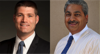 Brendan Burns and Satish Hiremath