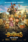 'The Boxtrolls' cover