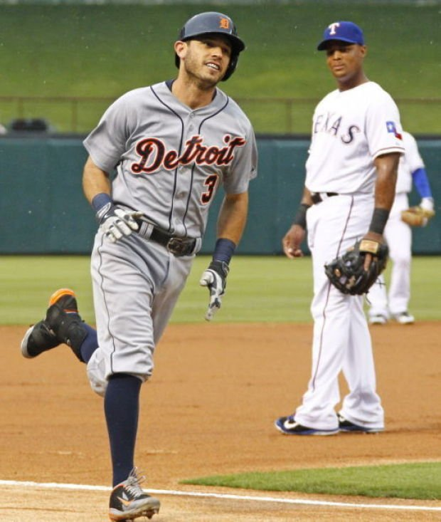 All-Star Kinsler 'proud' of Tucson roots