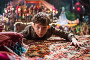 Movie review: 'Pan' is weird and wacky, but it works
