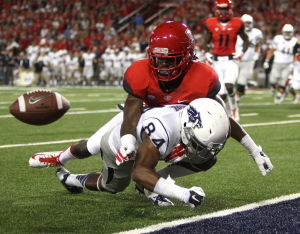 UA football: McKnight quietly having good season