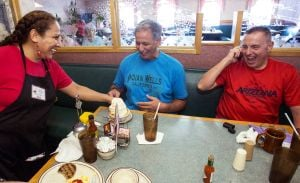 Breakfast Madness: Truck-stop restaurant takes top spot