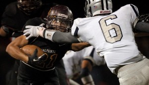 Photos: Salpointe Catholic 30, Ironwood Ridge 14