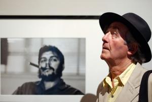 Muere Rene Burri, fotógrafo suizo de Che y Picasso