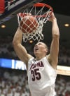 UNLV vs. Arizona men's college basketball