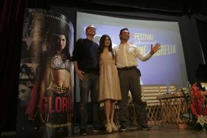Actriz Sofía Espinosa no juzga a Gloria Trevi