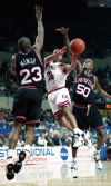 Arizona vs. Louisville, Sweet 16, 1994 NCAA Tournament