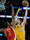 NBA: Lakers last team in, then take 7th seed