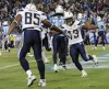 Chargers end Titans' postseason dreams