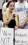 Fight over UA support centers: Minority students want them to stay