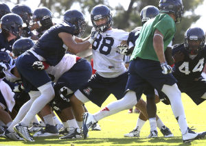 Arizona football: Rodriguez 'coy' about injuries