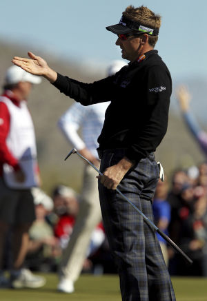 Match Play notebook: Mental game to test remaining golfers