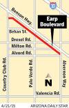 Earp Boulevard