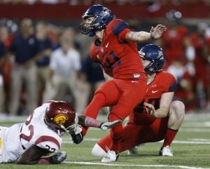 Hansen: Skowron feels unjust wrath like past Arizona kickers