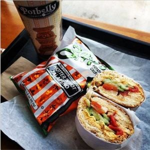 Tucson Potbelly Sandwich Shop now open