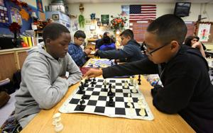 Chess bug is spreading at Sunnyside's Sierra school