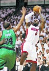 NBA playoffs: Heat 93, Celtics 79: Boston feels the Heat already