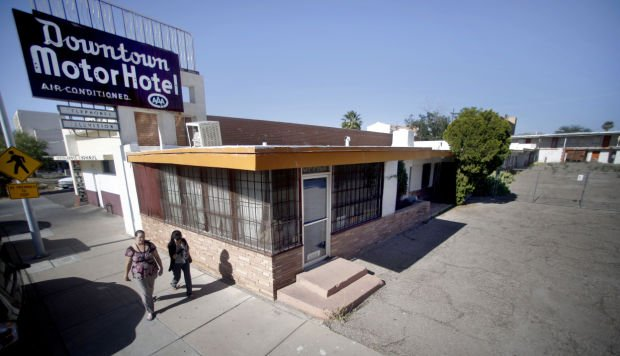 historic downtown motel to be replaced with affordable