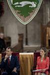 Prince Felipe, Princess Letizia, King Juan Carlos