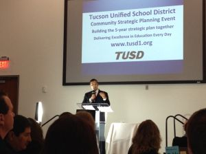 TUSD 5-year plan aims to rally community support