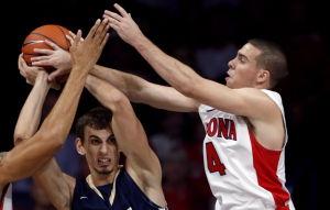 UA basketball: Aggressive McConnell enjoys opener