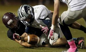 Photos: Ironwood Ridge 48, Salpointe Catholic 17