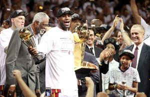 Photos: NBA Finals Game 7