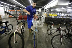 UA opens surplus store