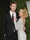 Miley Cyrus engaged to 'Hunger Games' star
