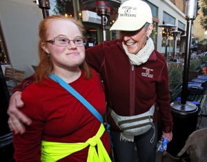 Meet Me at Maynards celebrates 300th walk