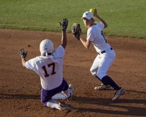 High school softball: Sunrise Mountain 7, Ironwood Ridge 0: Title lost, but '14 bright