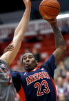 Arizona basketball: Pac-12 slips award to steady Rondae