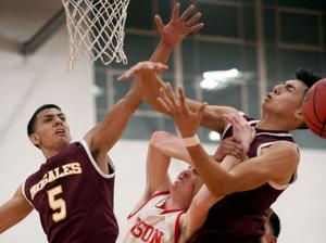 Photos: Nogales vs. Tucson High basketball