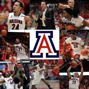 Arizona basketball: Cats beat Kansas for 7-footer