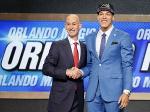 Magic take Wildcats' Gordon with fourth pick of NBA Draft