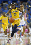 Top 25 No. 6 Cal women rout UCLA