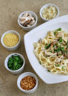 Umami ingredients add meaty flavors to vegan dishes