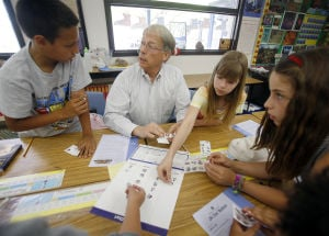 After 36 yrs at Sunrise Drive, teacher has 'evolved' all he can