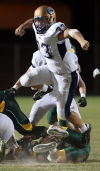 Nugent has successful return as Cienega tops CDO
