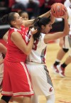 Women's college basketball: Cougars upset No. 20 Ohio St.