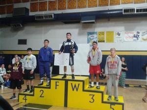 Wrestling: Vega dominates, repeats as Flowing Wells champion