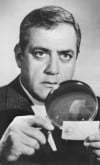 TV's Perry Mason was a frequent Tucson visitor